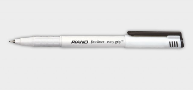 Piano-Fineliner-Easy-Grip